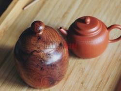 海黄老干料茶叶罐