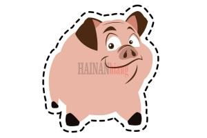 海南五脚猪好不好吃?